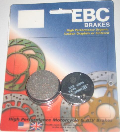 Brake Pads - Click Image to Close