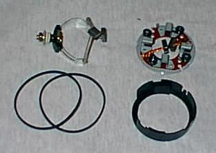 Starter Repair Kit - Click Image to Close
