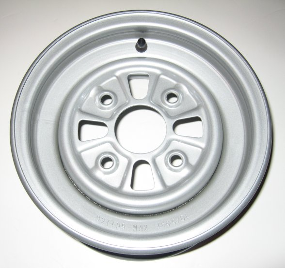 OEM Style Steel Front Wheel - Click Image to Close