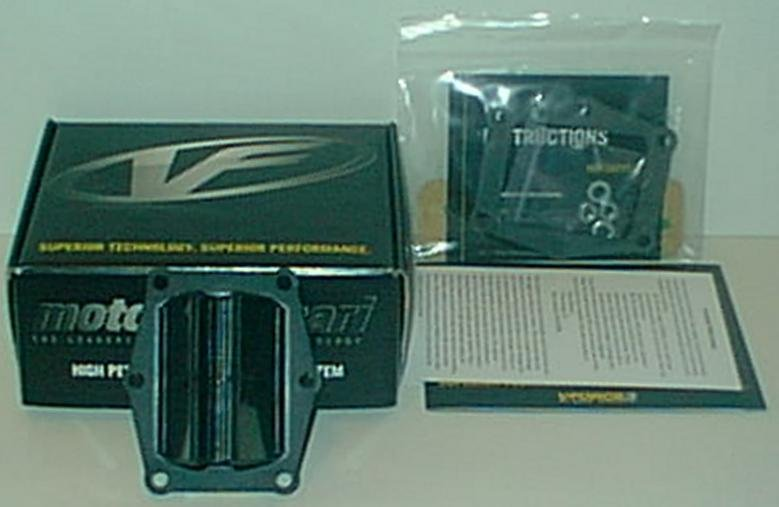 V-Force 3 Reed Cage for Stock Intake - Click Image to Close