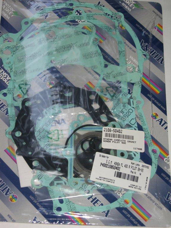 FL400 Gasket Kit - Click Image to Close