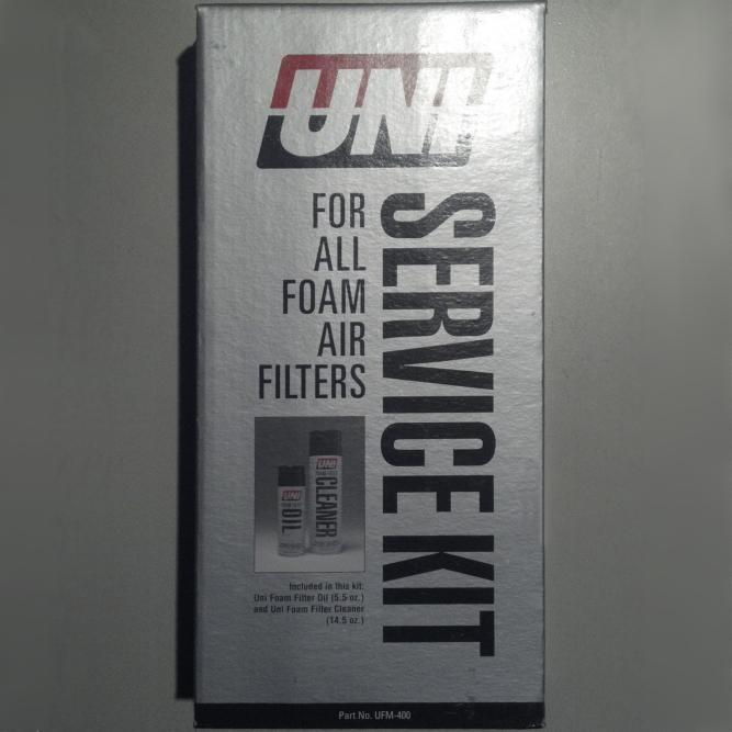 Unifilter Foam Filter Service Kit - Click Image to Close