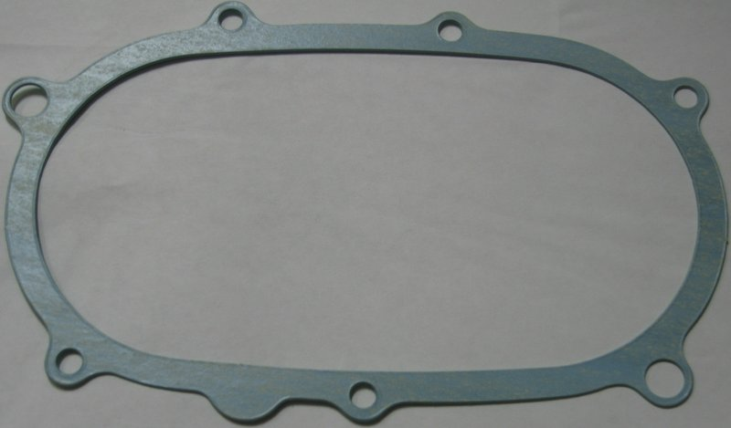 FL350 Left Crankcase Cover Gasket - Click Image to Close