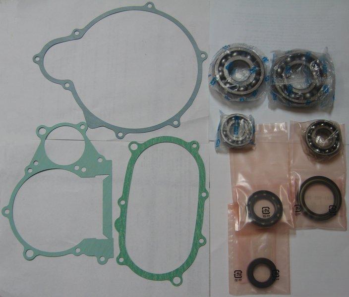 Crankcase Rebuild Kit - Click Image to Close