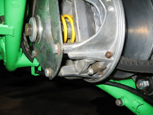 Heel Clicker Clutch Kit - Click Image to Close
