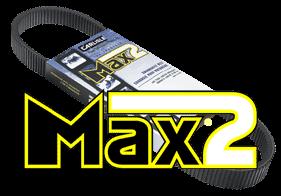 Carlisle Max 3 Belt - Click Image to Close