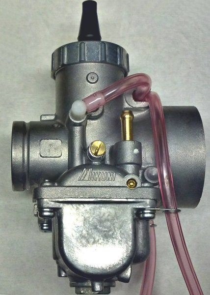 Mikuni 32mm Carburetor - Click Image to Close