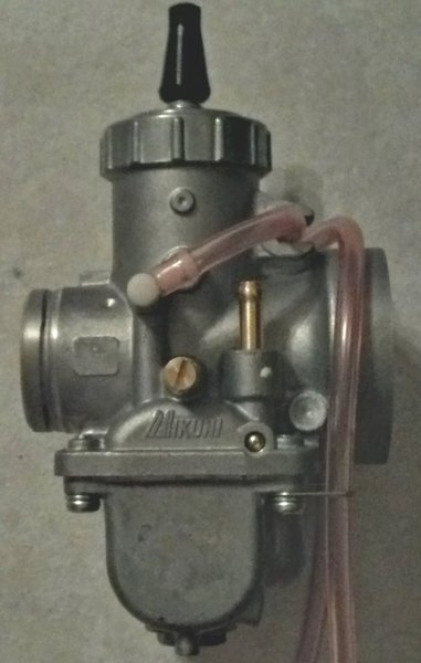 32mm Carburetor for Stock Replacement - Click Image to Close