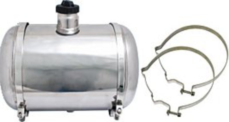 Stainless Gas Tank - Click Image to Close