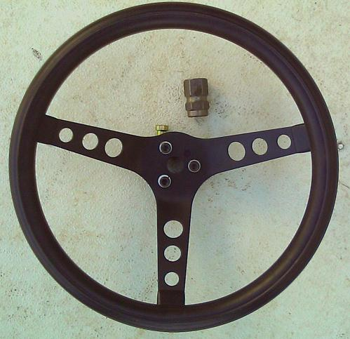 Steering Wheel - Click Image to Close