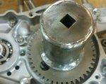 Crank Nut Socket