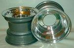 Rear Douglas Red Label Aluminum Wheel
