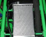 Water Cooled Head With Radiator Kit